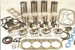 Поршневая группа на Hyundai Robex R140W-7